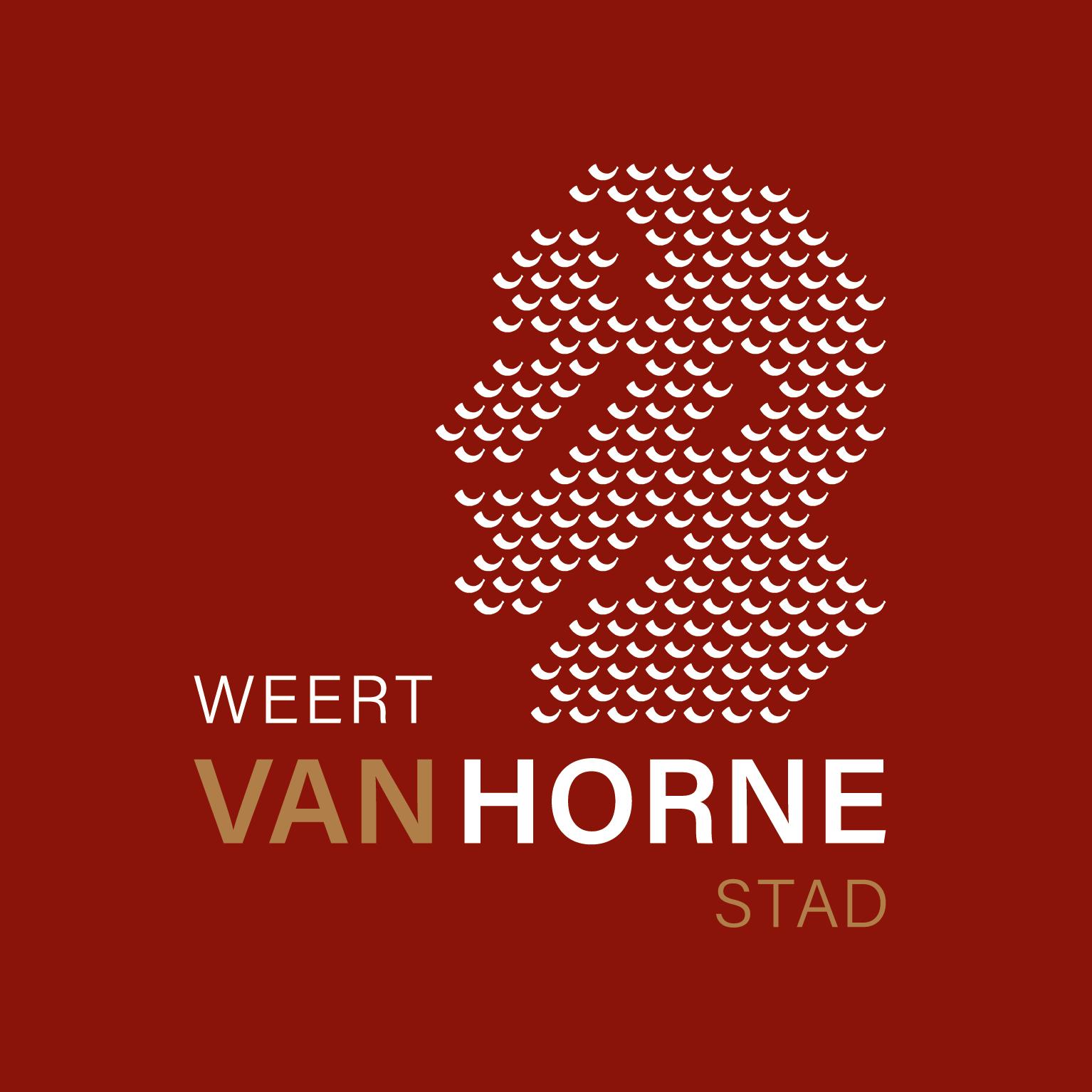 Logo WeertVanHorneStad Rood