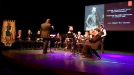 Ensemble met dirigent Bart Deckers