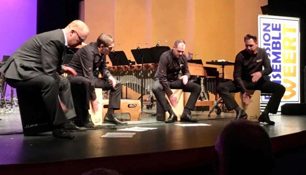 Percussion Ensemble Weert