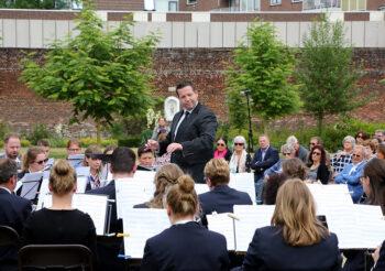 Dirigent Bart Deckers: componist in coronatijd
